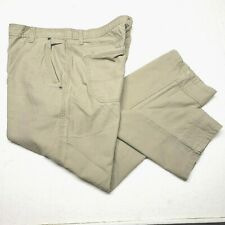 OUTDOOR LIFE Mens Khaki Cargo Pants Compare with Columbia Sportswear