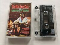 Nat King Cole - The Christmas Album   Cassette Tape Free shipping UK