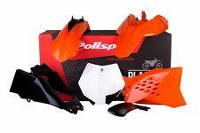 POLISPORT MOTOCROSS MX plastique Kit pour KTM SX 65 2012 -2015 OEM 13-15 90563