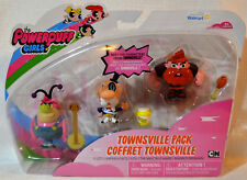 PowerPuff Girls  Action Figure Coffret Townsville FREE US Shipping