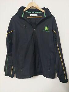 John Deere Jacket Mens Size L