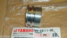 Nos V-MAX VMX12 XVZ-12 New Genuine Yamaha Front Fork Cap Bolt P/No. 26H-23111-00