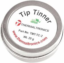 Soldering Iron Tip Tinner Activator Tip Cleaner Remover Lead Free 20 Gm