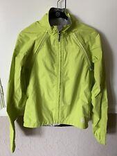 Novara Conversion Bike Cycling Jacket - Women's Size Small Green