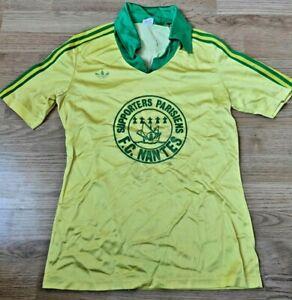 Nantes Vintage Adidas Football Shirt Jersey Maillot Trikot