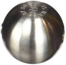 """Convert-A-Ball 401B Stainless Steel Replacement Ball 2"""" Fits 3/4"""" & 1"""" Diameter"""