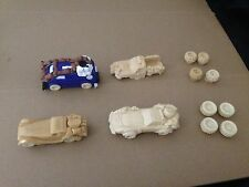 Rare Oop 20mm Zombie Apocalypse Vehicles Suitable For Route 666 War Rig