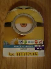 The Minions Exklusive Egg Edition mit Prägung, embossed front NEU deutscher Ton
