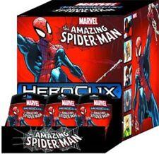 Amazing Spider-Man HeroClix Gravity Feed Box Unopened 24 Marvel Comics New 70906