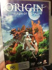 Origin - Spirits of the Past region 4 DVD (2006 anime movie)