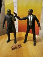 "Marvel Legends HASBRO 6"" Talos & Nick fury with goose action figure lot avengers"