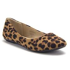 4cf397ccc581 Womens Demi Classic Round Toe Slip On Ballet Flats Shoes,.