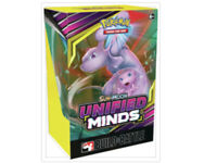Pokemon TCG Unified Minds Build and Battle Box Prerelease Kit Sun Moon