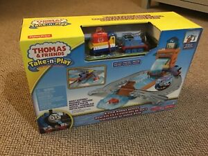 Thomas & Friends Take and Play Water Works Rescue