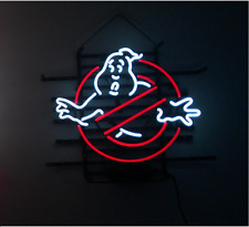 "New GhostBuster Ghost Buster Beer Bar Neon Light Sign 24""x20"""