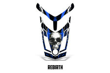 SIKSPAK Ski-Doo Rev XR Hood Decal Graphic Kit Sled Snowmobile Wrap 2013+ RB BLUE