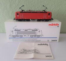 MÄRKLIN H0 Nr. 34431 E-Lok DB BR 143 007-3 auch Delta + Digital !!! I89