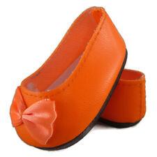 "Fits Slim 18/"" Hardbodied Dolls  Shoes Silver Glitter Heels"