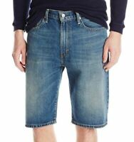 Levi's Men 569 Premium Cotton Loose Straight Denim Shorts Crowley 355690203