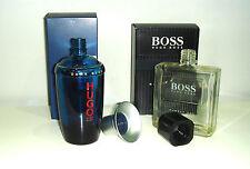Lot de 2 flacons de Hugo Boss pour collectionneur