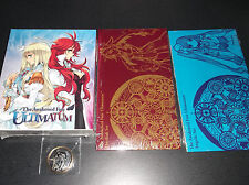 THE AWAKENED FATE: ULTIMATUM NEW Limited Edition Sony PS3 GAME Card Sets & Coin