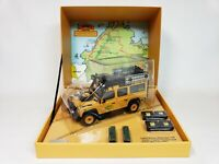 1:43 Almost Real Land Rover Defender D110 Camel Trophy Sabah Malaysia 1993 NEW