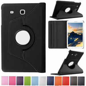 For Samsung Galaxy Tab E 8 8.0 9.6 T377 SM-T377 SM-T560 Smart Leather Stand Case