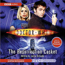 Doctor Who , the Resurrection Casket by Justin Richards (CD-Audio, 2006)