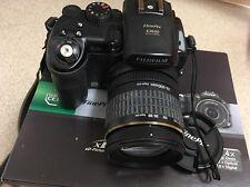 Fujifilm FinePix S Series S9600 Zoom 9.0MP Digital Camera - Black (Kit w/ 28-30…