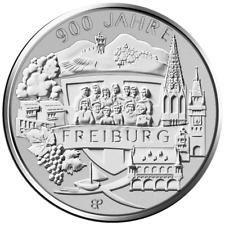 Deutschland - 20 Euro 2020 - 900 Jahre Freiburg - 18 gr Silber ST
