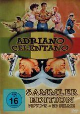 DVD-BOX NEU/OVP - Adriano Celentano Sammler Edition - 7 DVDs - 20 Filme