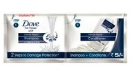 3X New Dove Hair Therapy Intense Repair Shampoo+Conditioner 6 ML + 6 ML