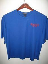 Sea Nuggets Dive Team Scuba Deep Sea Ocean Diver Flippers Blue Poly T Shirt Lrg