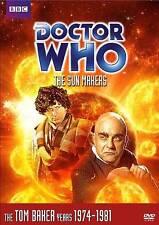 Doctor Who: The Sun Makers (Story 95) Dvd, Tom Baker, Louise Jameson, John Leeso