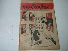Aux Ecoutes28  juin 1930 journal N° 632  Chautemps,Daladier,Sarraut,radicaux