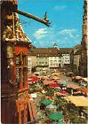 Allemagne - FREIBURG - Place de la cathédrale