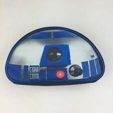 Star Wars Disney R2D2 Droid Cosmetic Bag Make Up Bag Pencil Pouch