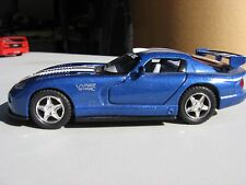 2005' DODGE VIPER GTS-R SUPER CAR 1:36 SCALE DIECAST REPLICA MODEL COLLECTIBLE