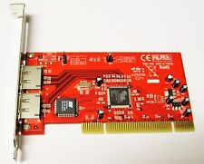 Rosewill RC-220 Silicon Image PCI - 2 Port eSATA Controller High Profile Bracket