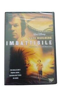 DVD IMBATTIBILE Mark Wahlberg Elizabeth Banks (2006) WALT DISNEY PICTURES. NUOVO