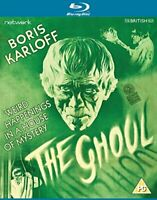 The Ghoul [Bluray] [DVD]