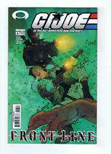Gi Joe American Hero Frontline #9 VF- 2003