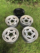 Land rover Discovery Steel Wheels