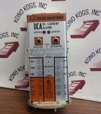 Moore DCA/1-5V/DH1L1/117AC DC Current Alarm