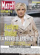 PARIS MATCH N°3544 20 AVRIL 2017 DHELIAT/ PRESIDENTIELLE/ HOLLANDE&GAYET/ BAOBAB