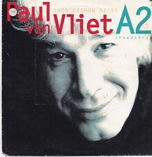 Paul Van Vliet-A2 vinyl single
