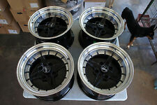 "JDM Equip 01 style 15"" PCD100x4 MX5 miata eunos wheels rims roadster civic mx-5"
