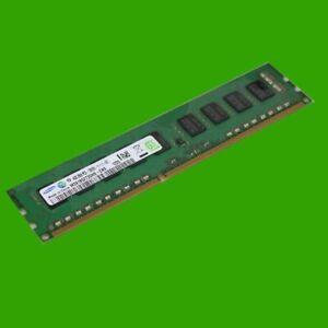 Samsung M391B5273DH0-CK0 4 GB PC3-12800E ECC DDR3 RAM Speicher 1600 MHz