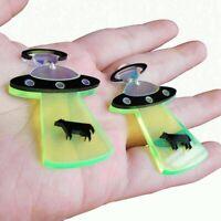 Women Boho Dangle Drop Stud Earring Acrylic Resin Ear UFO Earrings Jewelry NEW