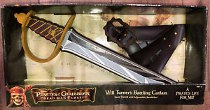 Pirates Of The Caribbean: Dead Man's Chest 'Will Turner's Battling Cutlass' Toy!